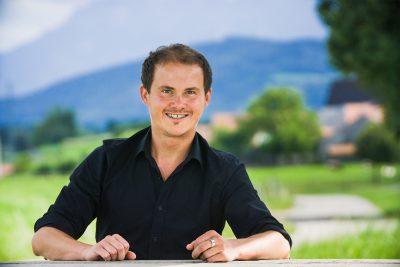 Wolfgang Ehrenlechner lächelnd